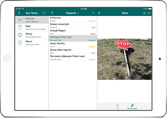 consumer apps municipal government public app